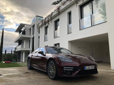 Porsche Panamera Turbo S | nos photos de l'essai