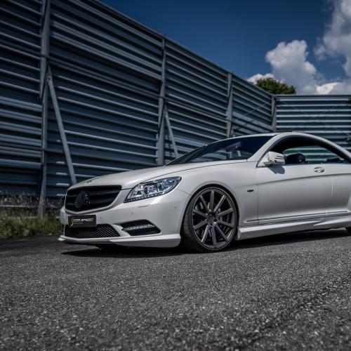 Mercedes CL 500 by TR Exclusive | Les photos du coupé de luxe