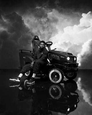 Mansory X BSTN GT XI | les photos de la tondeuse hommage aux Air Jordan