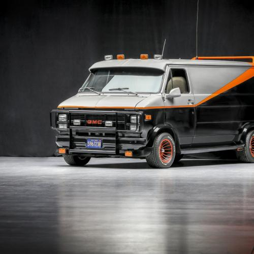 "Chevrolet ""A-Team"" Van 