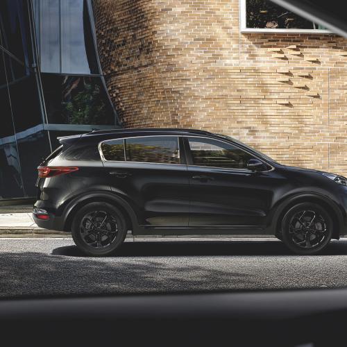 Kia Sportage JBL Black Edition | Les photos du SUV en édition limitée