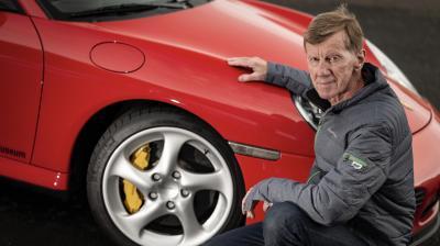 Porsche 911 Turbo | Les photos des sept générations avec Walter Röhrl