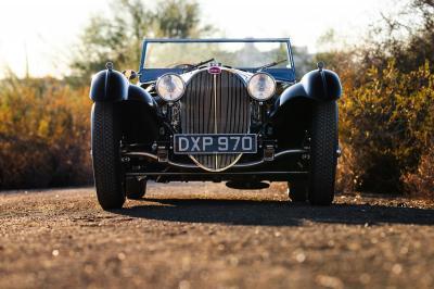 Bugatti Type 57SC Tourer | Les photos du châssis 57512 carrossé par Corsica