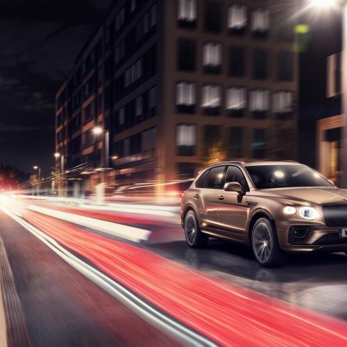 Nouveautés de la semaine 1 (2021) | Bentley, écran géant Mercedes, concept de Bugatti volante