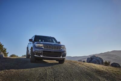 Jeep Grand Cherokee L | Les photos officielles du grand SUV 7 places