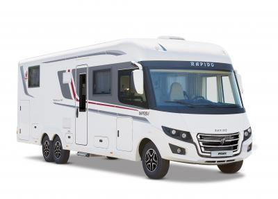 Camping-car Rapido i1066 | les photos de l'intégral premium