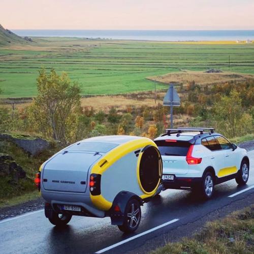 Mink 2.0 Sports Camper | la remorque idéale pour mettre un pied dans le monde du camping-car