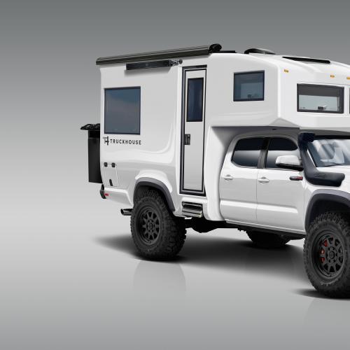 Truckhouse BCT | les photos du camping-car de l'extrême