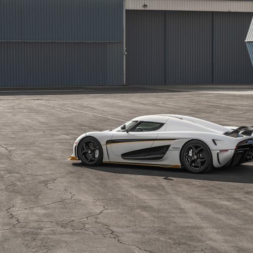 Koenigsegg Regera | Les photos de l'exemplaire à vendre chez RM Sotheby's