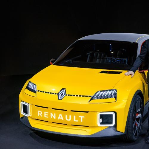 Renault 5 Prototype | Les photos du concept-car 100% électrique