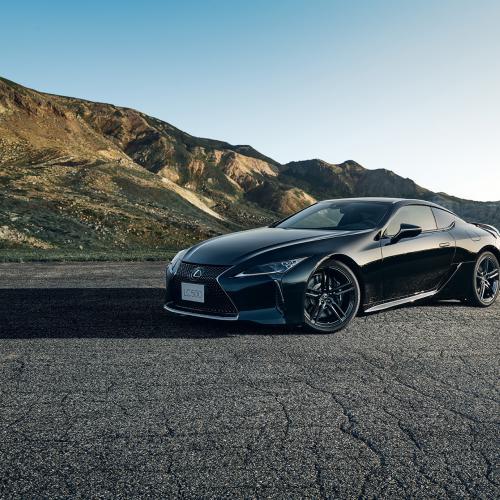Lexus LC 500 Inspiration Series | Les photos du coupé en édition limitée