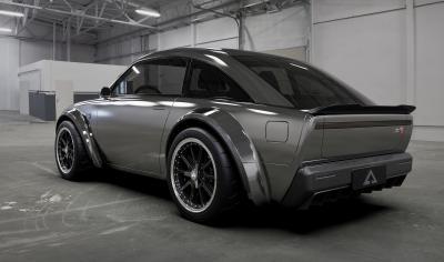 Alpha Ace Coupe Performance Edition | Les photos du coupé sportif électrique