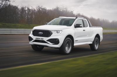 Ford Ranger MS-RT | Les photos du pick-up au look sportif