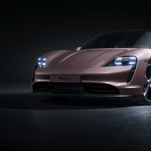 Porsche Taycan | Les photos de la berline sportive d'entrée de gamme