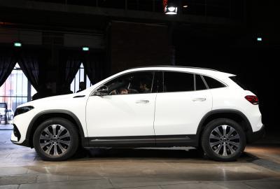 Mercedes EQA | nos photos du SUV compact électrique