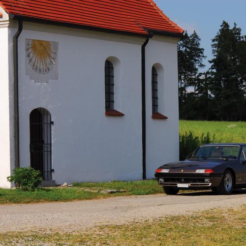Ferrari 400 GTi   Les photos de la GT italienne
