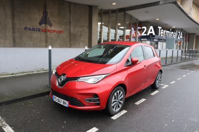 L'électrique au quotidien | nouvelle Renault Zoé
