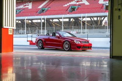 Mercedes CLK DTM AMG Cabriolet | Les photos de la rare sportive allemande