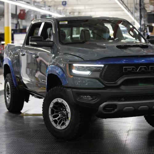 Ram 1500 TRX Launch Edition | Les photos du pick-up surpuissant