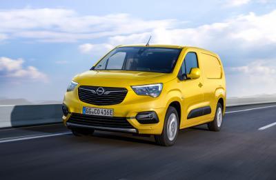 Opel Combo-e Cargo (2021) | Les photos du VUL 100% électrique