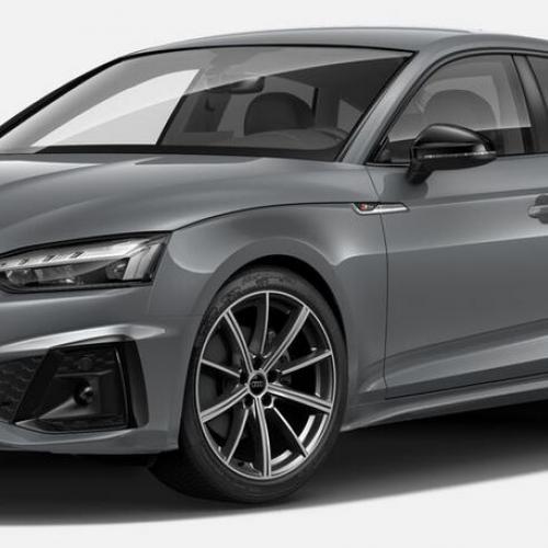 Audi A4 et A5 S Edition   Les photos de la série spéciale