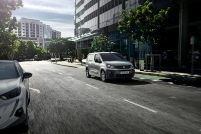 Peugeot e-Partner (2021) | Les photos du VUL 100% électrique