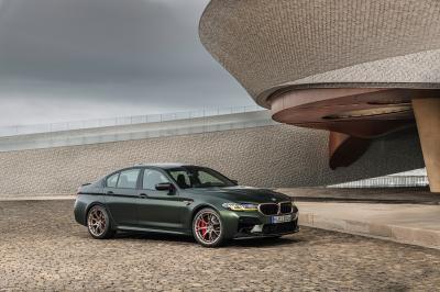 BMW M5 CS (2021) | Les photos de la version ultime de la berline sportive