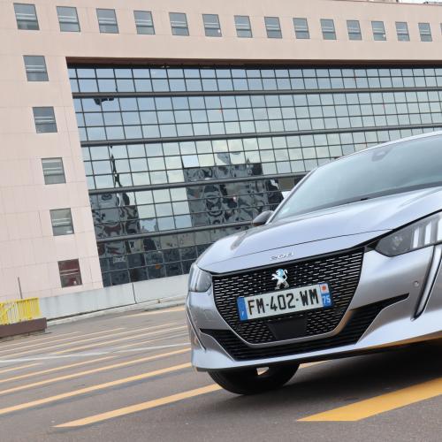 L'électrique au quotidien | Peugeot e-208