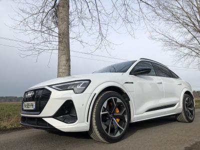 nouvel Audi e-tron S Sportback Extended | nos photos de l'essai
