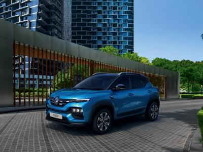 Renault Kiger (2021) | Les photos du SUV low-cost pour l'Inde