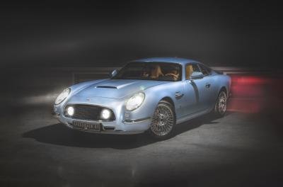 David Brown Speedback GT | Les photos du dernier exemplaire fabriqué