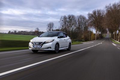 Nissan Leaf 10ème Anniversaire | Les photos de la série limitée