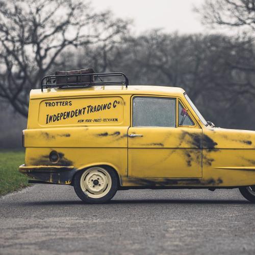 """Reliant Regal Supervan III   Les photos de la star de """"Only Fools and Horses"""""""