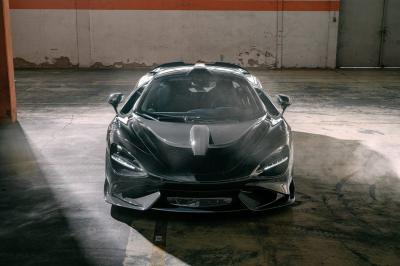 McLaren 765 LT by Novitec   Les photos de la super-sportive préparée
