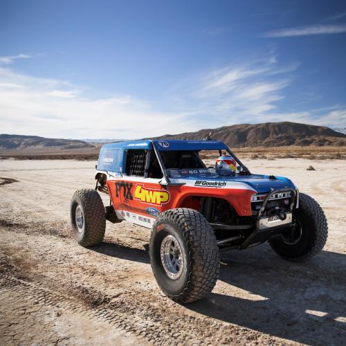Ford Bronco 4400 series | Les photos des protos de compétition tout-terrain