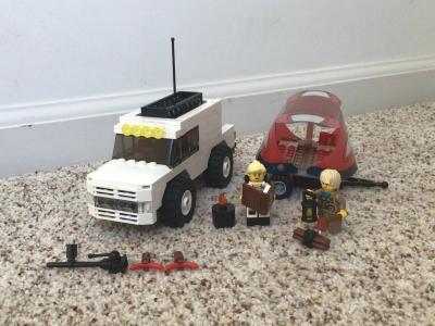 Pick-up Off Road Adventure Camper   Les photos du camping-car LEGO Ideas