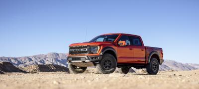 Ford F-150 Raptor (2021) | Les photos du pick-up sportif restylé