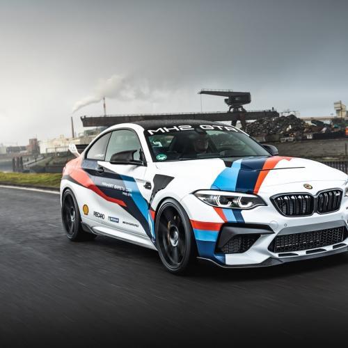 Manhart MH2 GTR | Les photos de la BMW M2 CS préparée