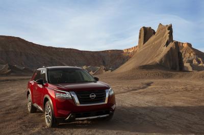 Nissan Pathfinder (2022) | Les photos de la dernière génération du SUV