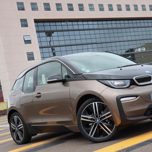 L'électrique au quotidien | BMW i3