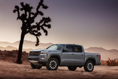 Nissan Frontier (2022) | Les photos du pick-up japonais