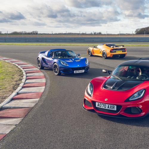 Lotus Elise & Exige Final Edition   Les photos des sportives en versions ultimes
