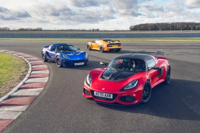 Lotus Elise & Exige Final Edition | Les photos des sportives en versions ultimes