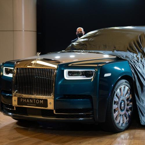 "Rolls-Royce Phantom ""Iridescent Opulence""   Les photos de la limousine"
