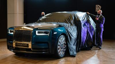 "Rolls-Royce Phantom ""Iridescent Opulence"" | Les photos de la limousine"