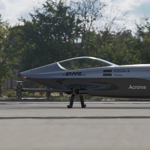 Alauda Airspeeder | Les photos de la première voiture électrique volante au monde