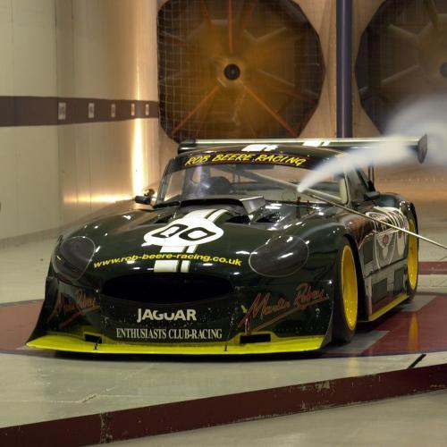 Jaguar Type E ex-Rob Beere Racing | Les photos du monstre de 750 ch