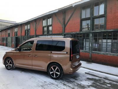 Volkswagen Caddy (2021) | nos photos de l'essai