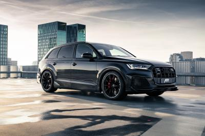 Audi SQ7 TFSI by ABT | Les photos du SUV sportif customisé