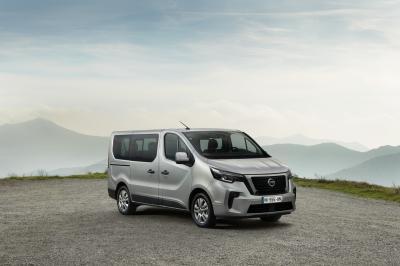 Nissan NV300 Combi (2021) | Les photos du van restylé